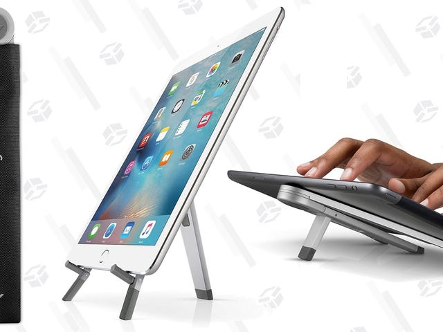 Twelve South's Tablet Stand Is Designed For Portability, and $12 Off Today