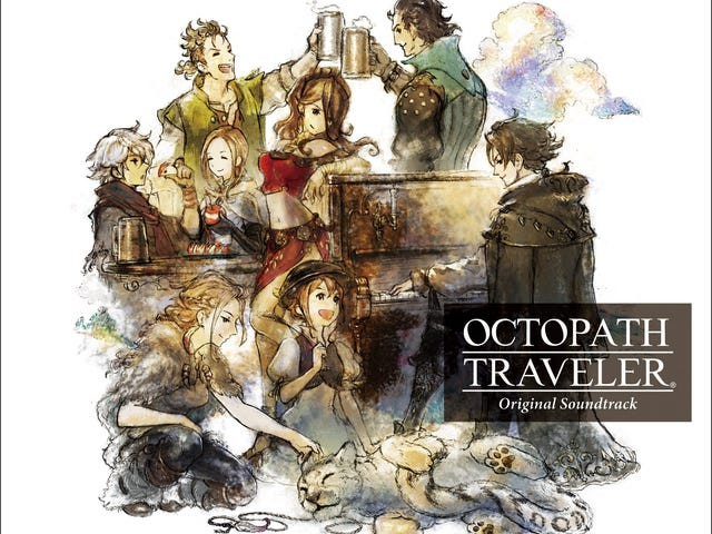 I can't stop listening to Octopath Traveler's music!