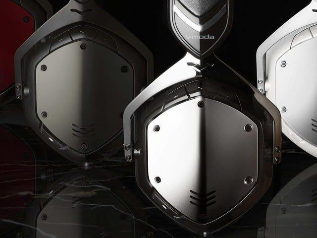 F-headphone tanpa wayar yang tidak boleh dimusnahkan oleh V-Moda tidak pernah menjadi lebih murah