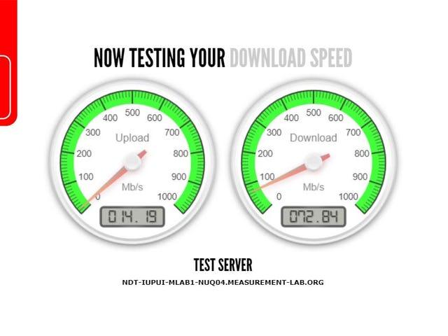 インターネット速度テストが異なる結果を報告するのはなぜですか?
