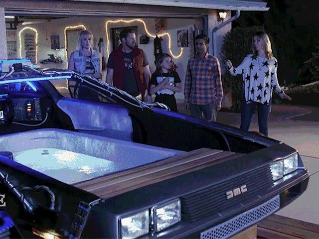 Alle kender de bedste hot tub tidsmaskiner er bygget fra DeLoreans