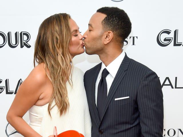 John Legend og Chrissy Teigen vil bringe os ægte glæde denne jul