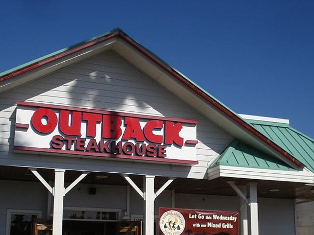Outback Steakhouse Insists It's Not the Illuminati, But I'm Not Convinced