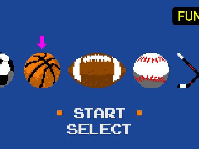 กีฬาวิดีโอเกมที่ดีที่สุดคืออะไร?