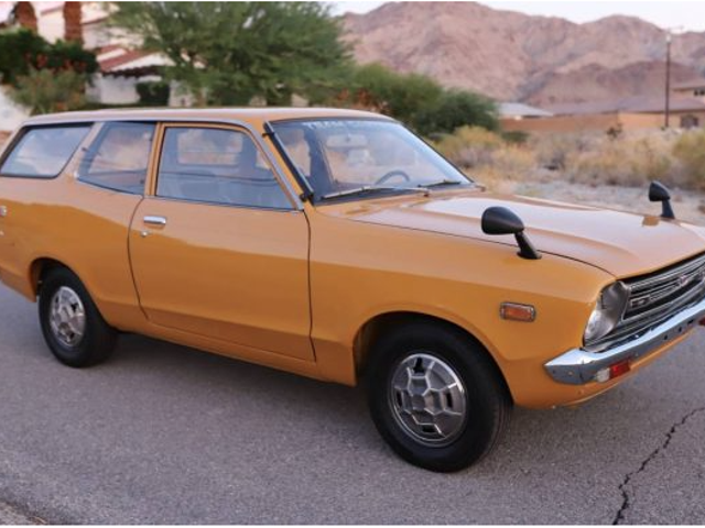 anyone want a Datsun 120Y?