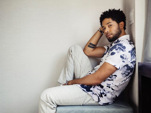 Jussie Smollett: Actor, Activist, Singer, Director and Man Who Leads With His Blackness