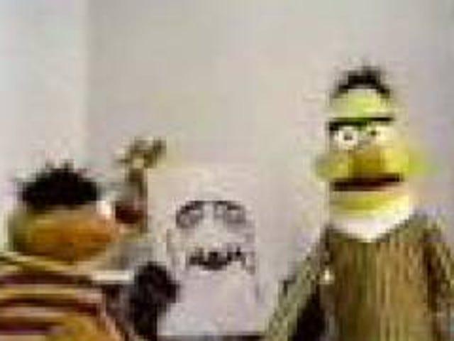 "That Time Ernie & Bert Reenacted ""Pickman's Model"""