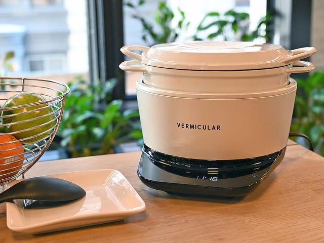 この日本のスロークッカーはあなたの空想の台所夢の超高精度で、やり過ぎのcrock-potです