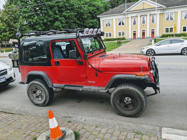 DOTS: Fort Langley Jeeps
