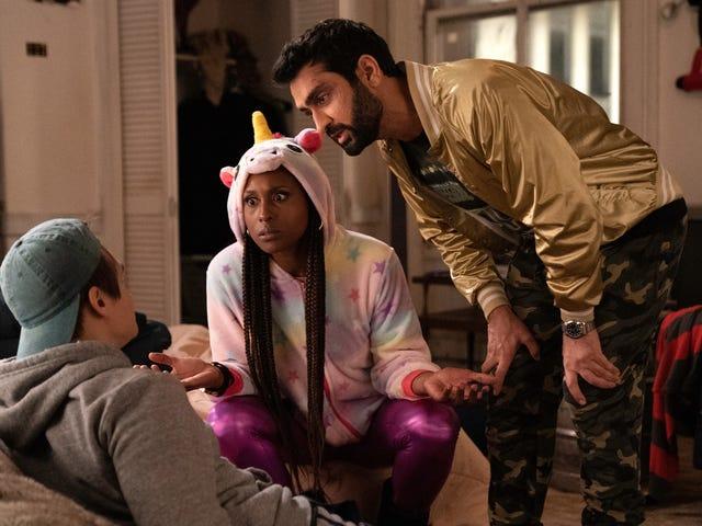 Kumail Nanjiani ja Issa Rae's The Lovebirds on viimein Netflixin ensi-iltapäivä