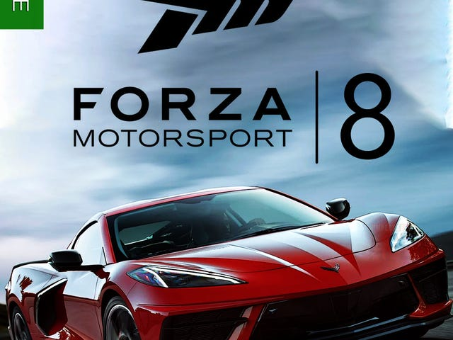PRE ORDER FORZA MOTORSPORT 8 RIGHT THE FUCK NOW