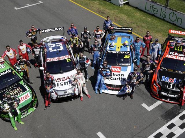 V8 Supercars Clipsal 500 Race 1 Recap