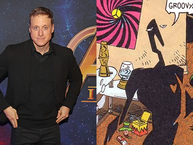Alan Tudyk Takes a New Villainous Turn as Doom Patrol's Mr. Nobody