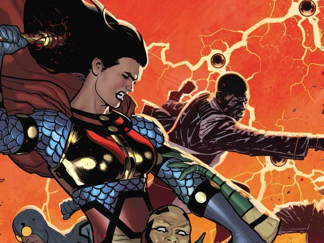 Mr. Miracle and Big Barda jump into the horror in this DCeased exclusive