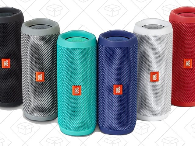 Go For a Swim With the JBL Flip 4, Now Cheaper Than Ever