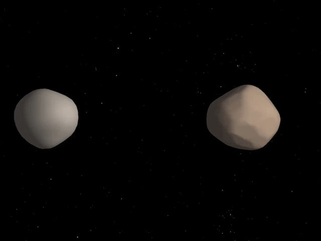Newly Discovered 'Asteroid' Is Far Freakier Than Astronomers Expected