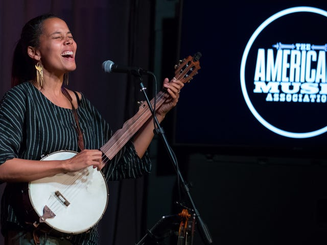 In The Water: Rhiannon Giddens Pays Musical Tribute to the Painful Legacy of Wilmington, N.C.