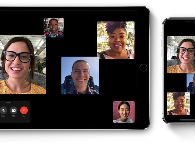 Apple Says Its Update forGroup FaceTime Bug Is Getting Bumped to Next Week
