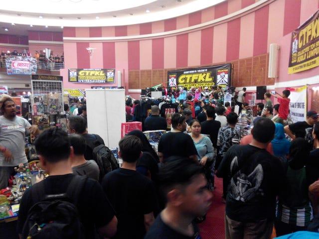 Collectors Unite: A Roundup of Collectors Toy Fair Kuala Lumpur