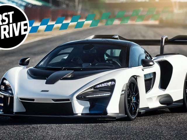 The $1 Million McLaren Senna Made My Face Muscles Try To Escape