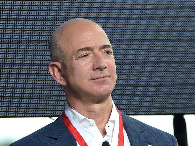 Rapport: Jeff Bezos møtes med anklagere over påstander Saudis hacket hans nakender