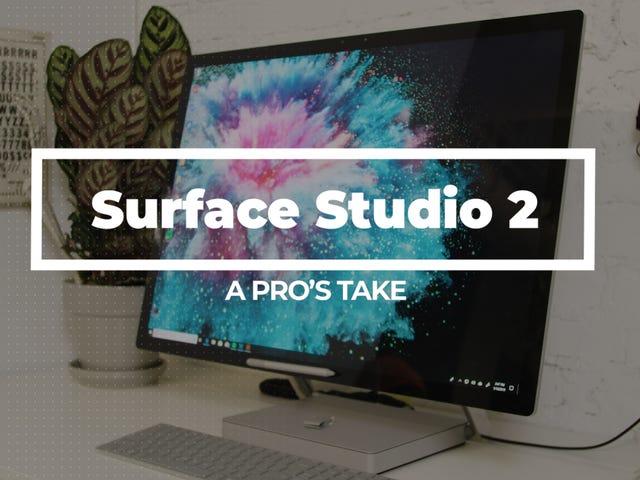 Sou Designer - Aqui está o que eu penso do Surface Studio 2
