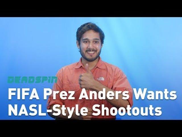 Bir Günden Sorumlu Komisyoncu: NASL Stili Çekilişe Geri Dönelim