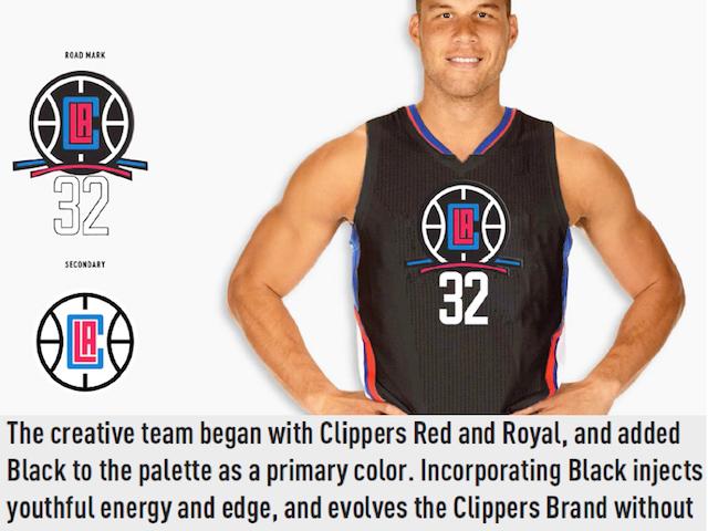 Hvis disse er de næste Clippers trøjer, mand, de er garbage