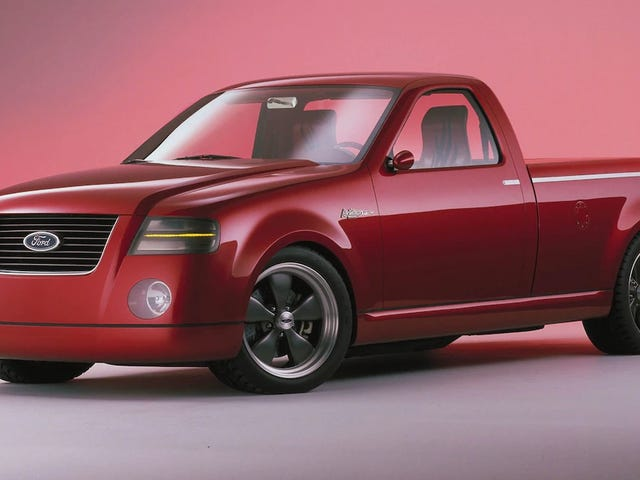 Ford Lightning Concept is on craigslist right now!