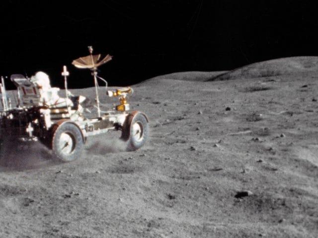Påvirkningsstedet for Apollo 16s tredje trinbooster er blevet fundet på månen