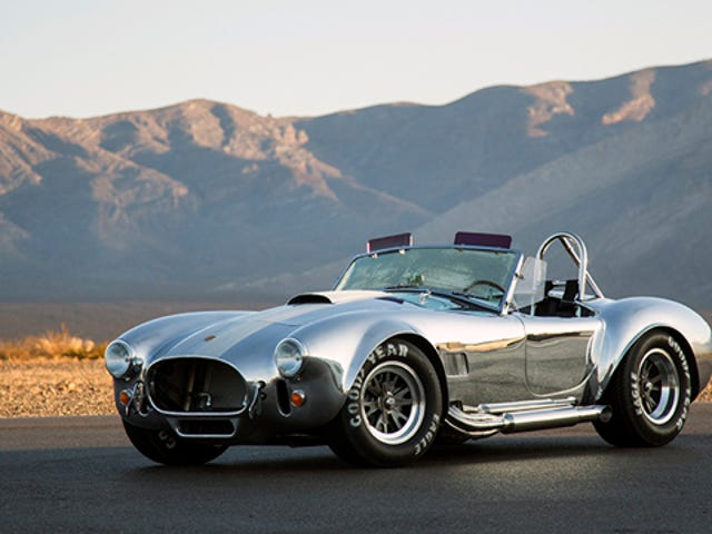 ​Shelby Is Making 50 Cobra 427s To Celebrate Its 50th Anniversary