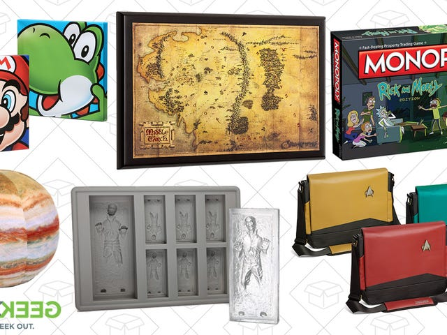 ThinkGeek's Spring Clearance Sale Means Up to 80% Off Tons of Gear