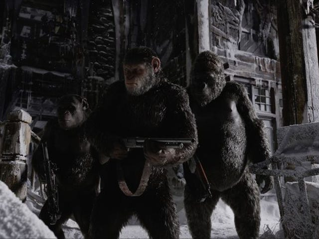 Disney upang panatilihin ang monkeying sa paligid, enlists Wes Ball upang magdirekta ng isang bagong Planet Ng The Apes