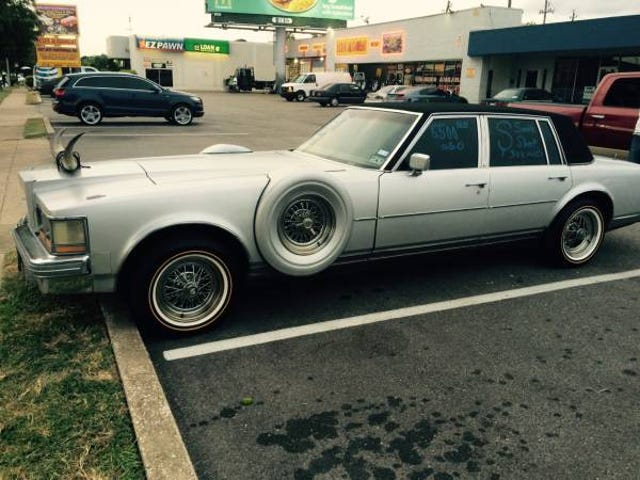 Please someone call this guy and get his story. One Owner1979 Cadillac Seville Grandeur Formal Sedan 30xxx miles$9500
