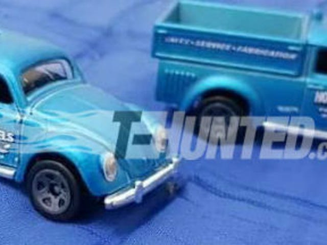 Double Shot of Hot Wheels news: New Casting and It's NOT Dead yet.