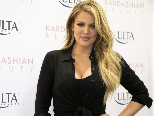 Khloe Kardashian Joyously Confirms That She Is Indeed Pregnant