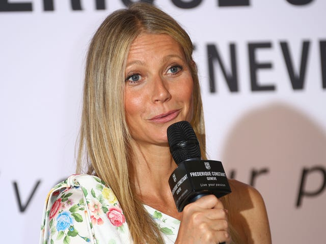 Gwyneth Paltrow Isn't Going to Let a $145,000 False Advertising Settlement Taint Goop's Brand