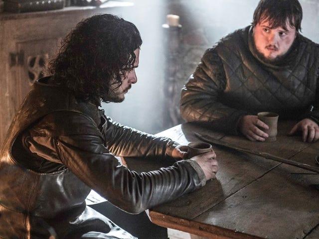 """Game Of Thrones (débutants): """"La miséricorde de la mère"""""""
