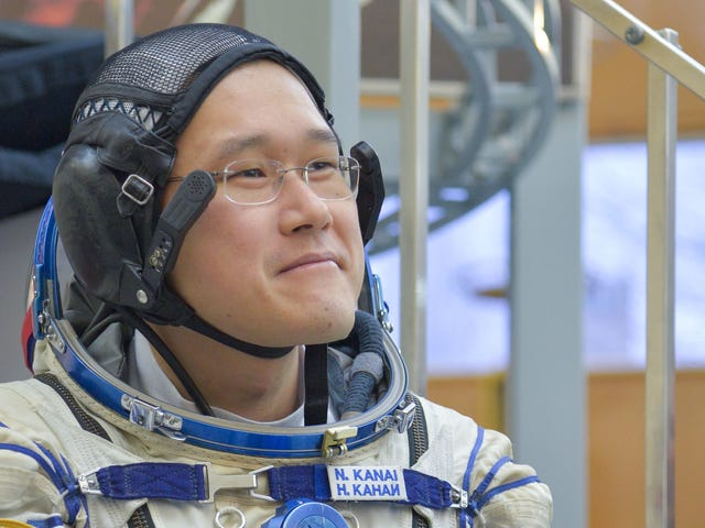 Japanese Astronaut Concerned After Growing 3.5 Inches Taller in Three Weeks [Update: He Was Wrong]
