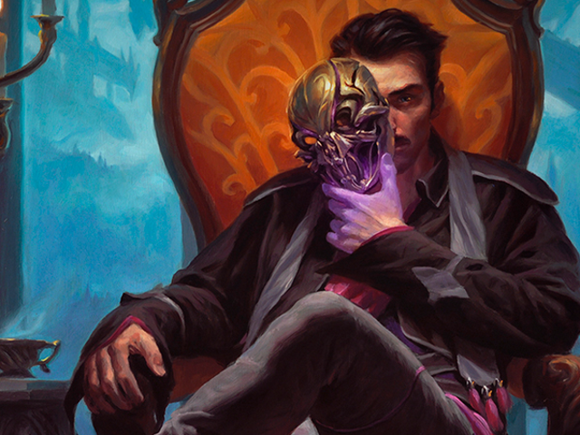 Brandon Sanderson Wrote a Magic: The GatheringNovella, and You Can Read the First Chapter Right Here