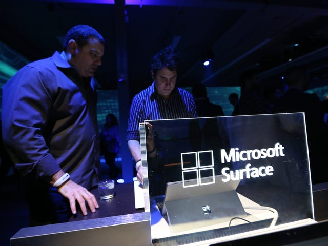 Are We Set to Get a New Microsoft Surface Device Soon?