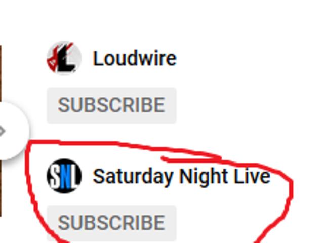 Sulla pagina Youtube di Buck Dharma.