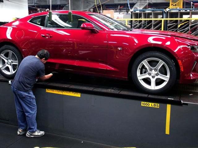 GM And Mazda Say That Trump's Tariffs Are Going To Cost American Jobs [Updated]