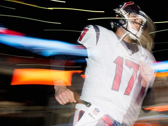 Juste comme ça, Brock Osweiler est de retour avec les Broncos
