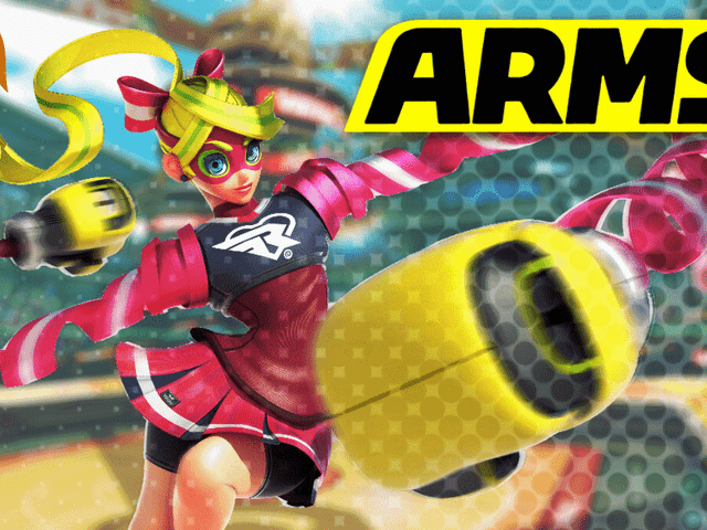 ARMS is Nintendo at Their Best