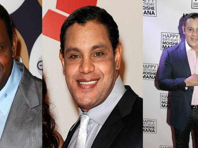 Sammy Sosa's Brown Skin No Longer Exists