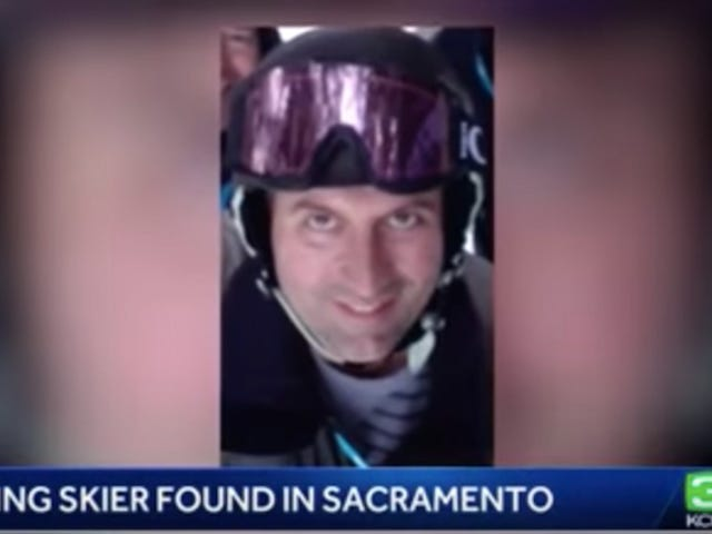 Man Goes Missing While Skiing In New York, Is Found Six Days Later In Sacramento