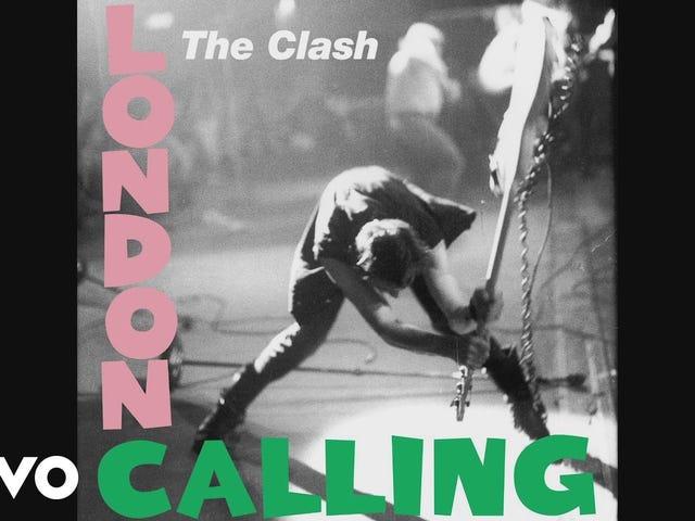 ติดตาม: Train in Vain  ศิลปิน: The Clash    อัลบั้ม: London Calling
