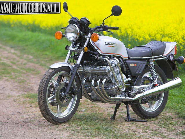 Some People ask why I Really Love the Honda CBX