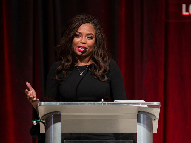 Jemele Hill Is Still Out Here Spitting Truth About What's Really Going On in America